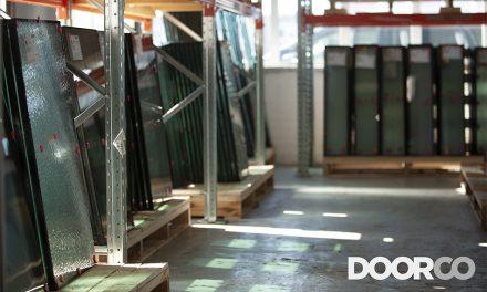 DOORCO BOOSTS STANDARD GLASS RANGES