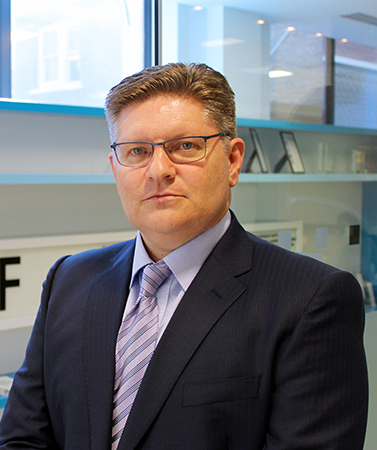 James Lee Director of External Affairs