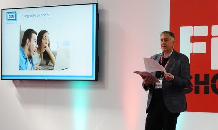 GGF SHARES INDUSTRY INSIGHTS AT FIT SHOW