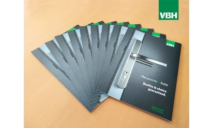 NEW BROCHURE FROM VBH HIGHLIGHTS IMPRESSIVE BREADTH OF RANGE