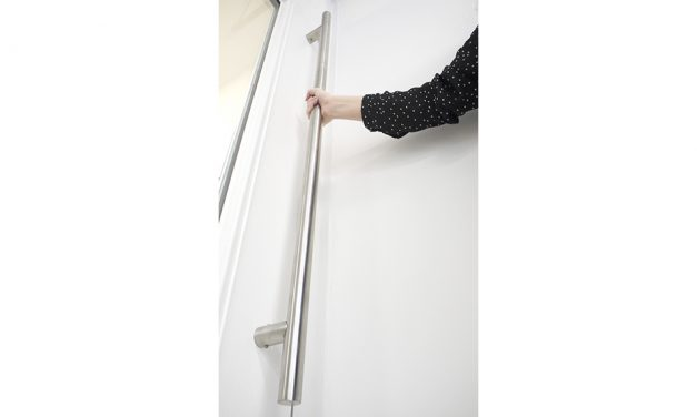 REDUCED FIXING TIMES WITH SLIM PULL HANDLE FROM UAP