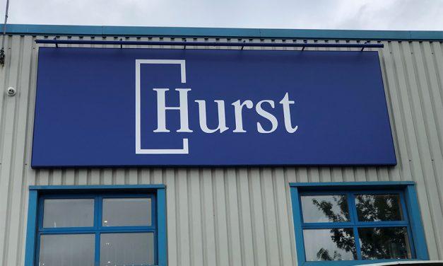 HURST DOORS INVESTS OVER £1MILLION TO MEET GROWING DEMAND