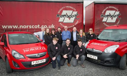 NON-STOP NORSCOT CELEBRATES 35 YEARS OF BUSINESS GROWTH