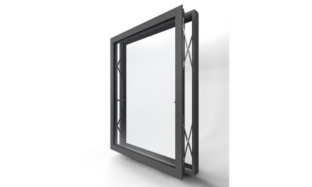 SENIOR'S PURe® RANGE MOVES FORWARD WITH NEW PARALLEL PUSH WINDOW