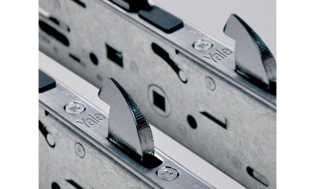 YALE SETS THE STANDARD BY UPGRADING TO STAINLESS STEEL