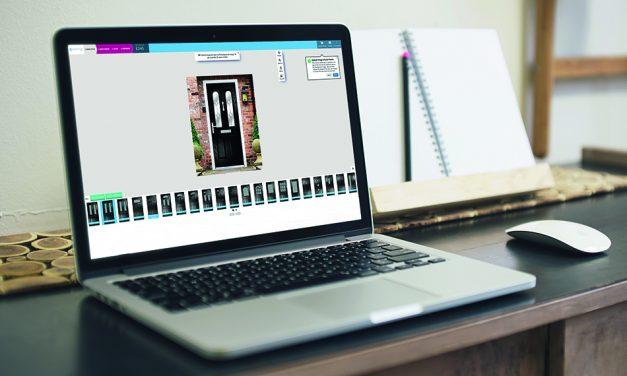BOWATER RECEIVE HIGH PRAISE FOR NEW ONLINE DOOR DESIGNER