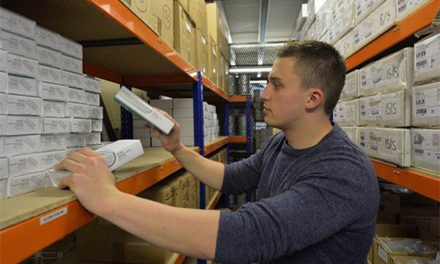 MORLEY GLASS CELEBRATES ONLINE STORE'S SUCCESS