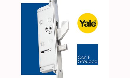 YALE'S LOCKMASTER 21 LAUNCH SUPPORTED  BY CARL F GROUPCO