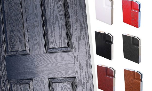 ODL EUROPE'S CAPSTONE SECUREDESIGN™ DOOR SLAB TICKS ALL THE BOXES