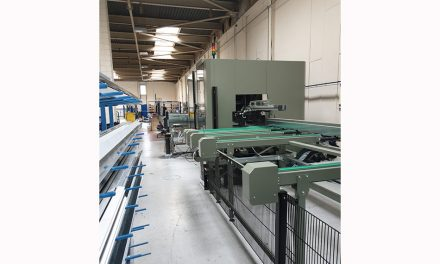 TEXTBOOK INSTALLATION OF EMMEGI QUADRA MACHINE AT TWR