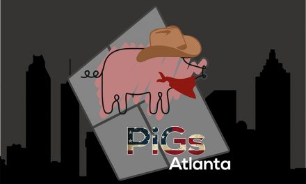 PIGS SET TO HOG THE LIMELIGHT IN ATLANTA