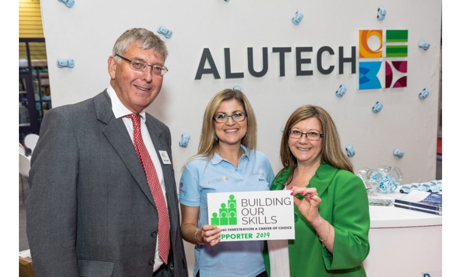 ALUTECH SYSTEMS BACKS BUILDING OUR SKILLS