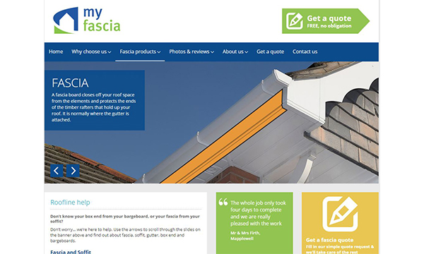 NEW LOOK FOR FREEFOAM WEBSITE