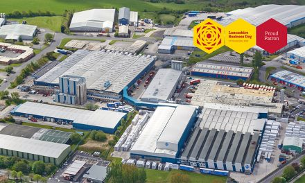 VEKA UK IS LANCASHIRE AND PROUD – BURNLEY-BASED PVCU GIANT SUPPORTS LANCASHIRE BUSINESS DAY
