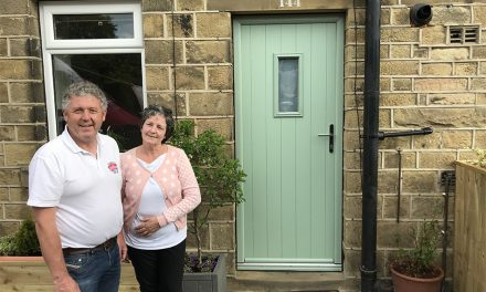 LOCKWOOD CELEBRATE 21 YEARS WITH THEIR FIRST CUSTOMER