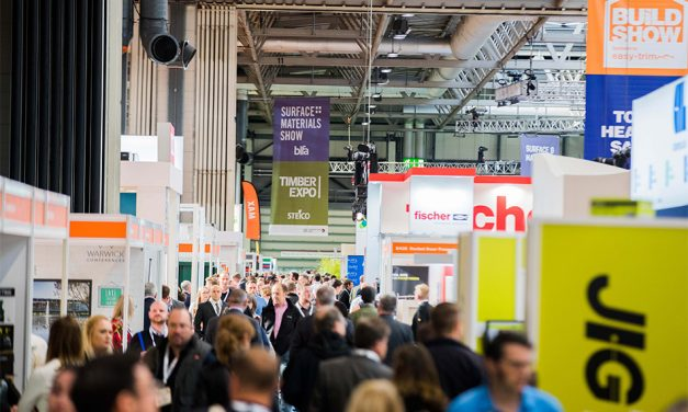 THE DISRUPTORS ARE HERE – NEW TECH HITS THE HEADLINES AT UK CONSTRUCTION WEEK