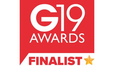 DOUBLE G AWARDS NOMINATION FOR ATLAS
