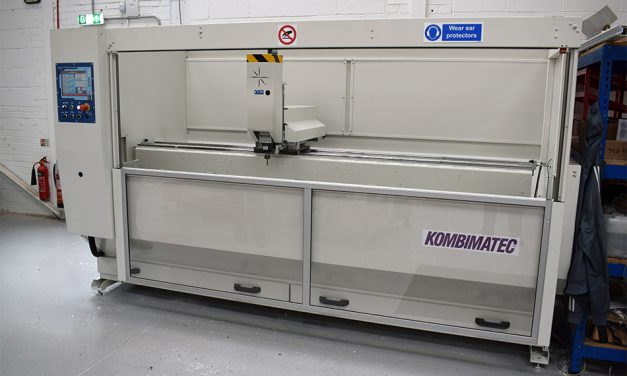 NORTH EAST BIFOLDS SWITCH TO KOMBIMATEC CNC AFTER SEEING THE PERFORMANCE FOR THEMSELVES
