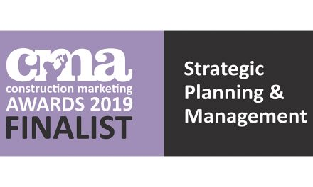 FREEFOAM SHORTLISTED FOR CONSTRUCTION MARKETING AWARD