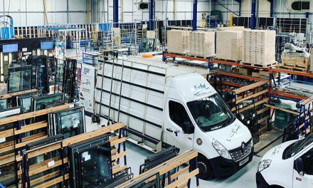 MORLEY GLASS & GLAZING ANNOUNCES 22% ANNUAL GROWTH