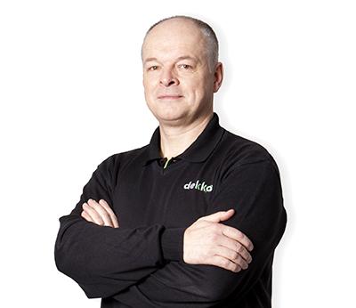 PR426 Kurt Greatrex Sales Director at Dekko