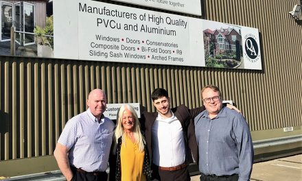SWC TRADE FRAMES FOR 30 YEARS – HALO FABRICATOR CELEBRATES THREE DECADES IN BUSINESS