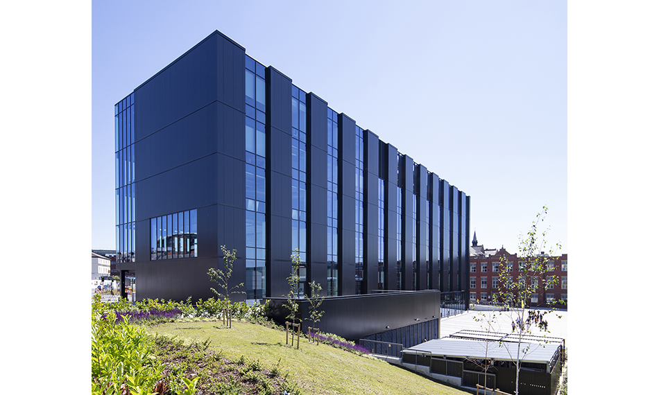 TECHNAL FABRICATOR RESPONDS TO ENGINEERING INNOVATION CENTRE CHALLENGES
