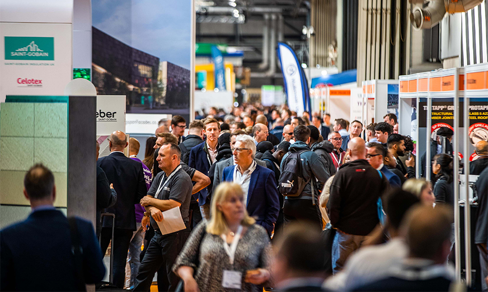 THE FUTURE OF CONSTRUCTION GETS SCRUTINISED AT UK CONSTRUCTION WEEK 2019