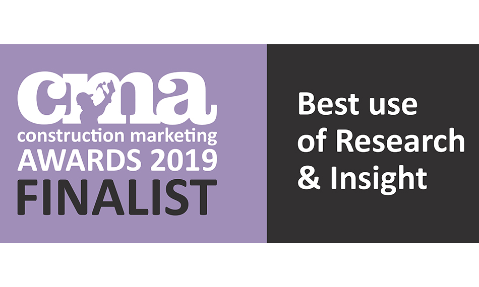 BMBI SHORTLISTED FOR BEST USE OF RESEARCH & INSIGHT AWARD AT THE CMAS