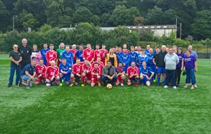 Charity Football match picture SCOPE e1574347792540