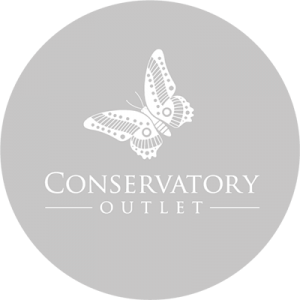 Conservatory Outlet Logo in circle PNG