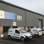 RECORD SALES FOR ERG FOLLOWING FIRST YEAR WITH CONSERVATORY OUTLET