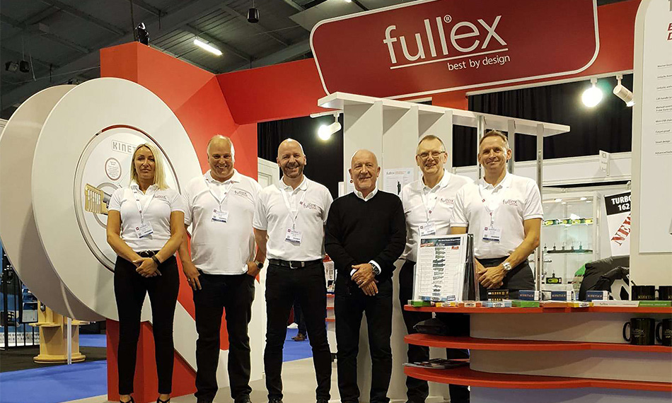 FULLEX CELEBRATES 20 YEARS WITH SECURED BY DESIGN