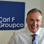 CARL F GROUPCO'S JOHN CRITTENDEN  CELEBRATES THIRTY YEARS