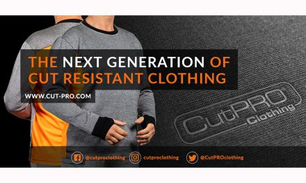 CUTPRO® CUT RESISTANT CLOTHING SPONSORING MAJOR GLASS EVENT 'GLASS FOCUS 2019'