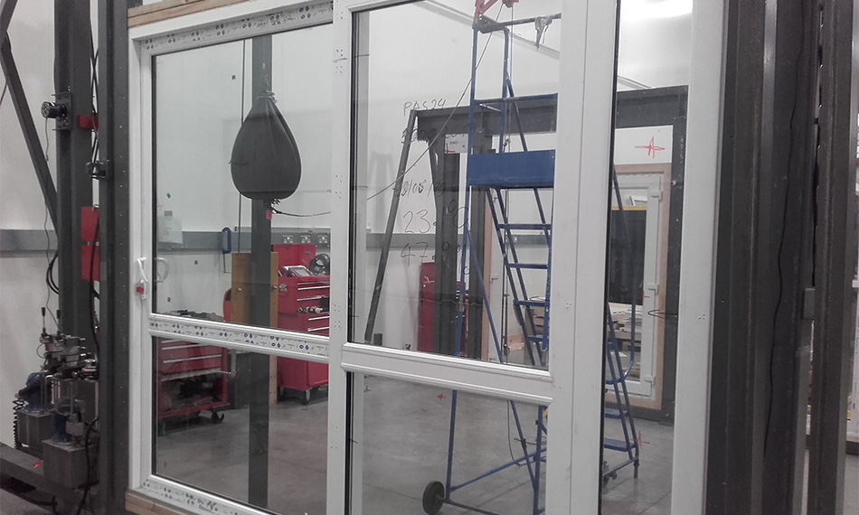ERA'S UKAS ACCREDITED TESTING LABORATORY PLAYS KEY ROLE IN COLLABORATION WITH VEKA UK AND MODPLAN