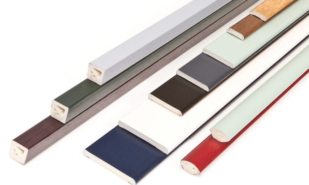 ENDURANCE LAUNCHES  COLOUR MATCHED FINISHING TRIMS