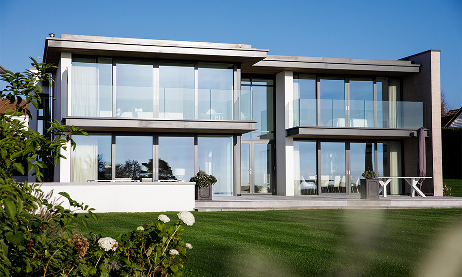 TECHNAL'S SYSTEMS SELECTED FOR HEADLAND HOME IN JERSEY