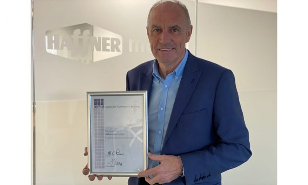 HAFFNER MURAT BECOMES MEMBER OF COUNCIL FOR ALUMINIUM IN BUILDING