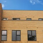 PROFILE 22'S OPTIMA WINDOWS USED IN HIGH QUALITY RETIREMENT HOUSING DEVELOPMENT