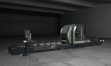 EMMEGI OFFERS NEW VERSION OF SATELLITE XT