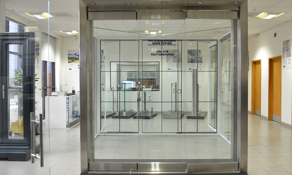 NEW PRODUCTS, SYSTEMS AND SOLUTIONS  ADDED TO CRL UK SHOWROOM