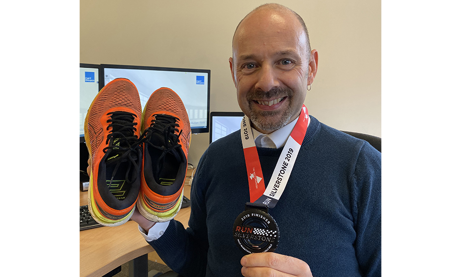 CARL F GROUPCO'S IT MANAGER RUNS FOR ROSIE