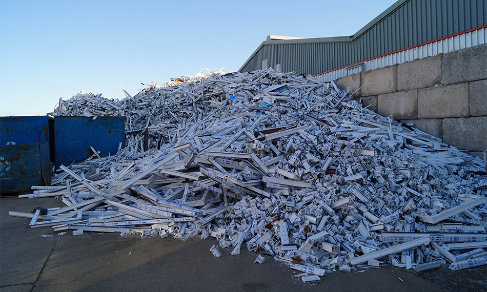 RECOVINYL: UK IS TOP CONTRIBUTOR TO PVC RECYCLING SCHEME