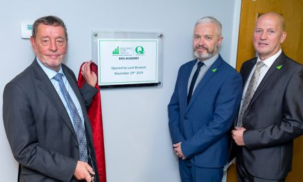 NEW BUILDING OUR SKILLS ACADEMY OPENS IN ASSOCIATION WITH GQA QUALIFICATIONS