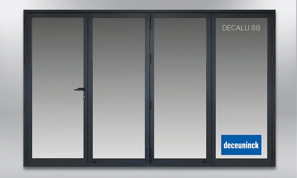 DECEUNINCK ALUMINIUM LAUNCHES WITH  DUAL COLOUR AND MARINE GRADE AS STANDARD