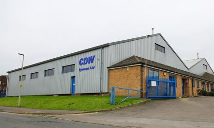 CDW SYSTEMS RECOGNISED AS A CERTIFIED FABRICATOR OF AOV SYSTEMS FROM SE CONTROLS