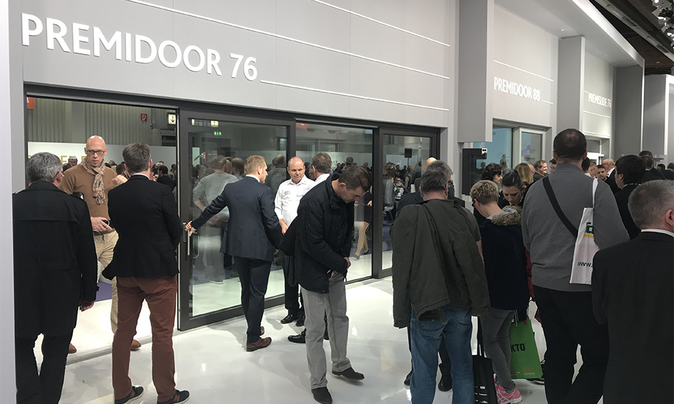 YOUR WINDOW TO A BETTER WORLD – KÖMMERLING AT FENSTERBAU 2020