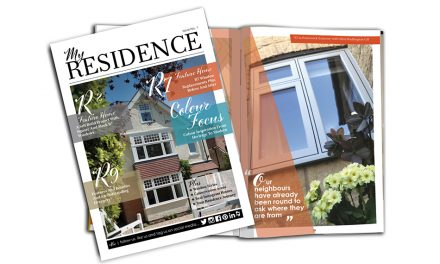 CONSUMER INSPIRATION WITH MY RESIDENCE MAGAZINE