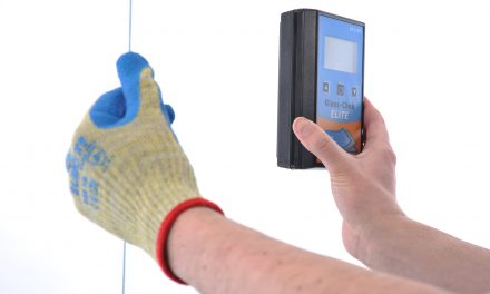 DO YOU KNOW WHAT YOU'RE INSTALLING – OR REPLACING? PEACE OF MIND WITH CRL GLASS DETECTION TOOLS